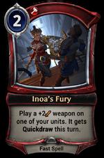 Inoa's Fury