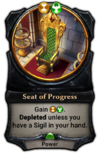 Seat of Progress