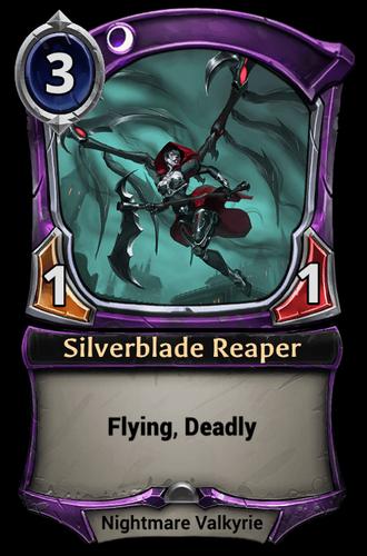Silverblade Reaper card