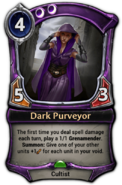 Dark Purveyor