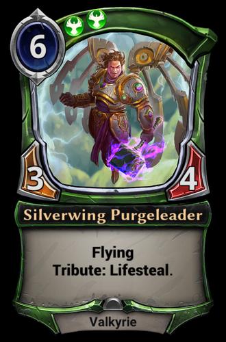 Silverwing Purgeleader card