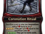 Coronation Ritual