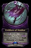 Emblem of Makkar