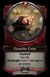 Granite Coin