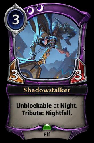 Shadowstalker card