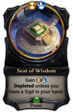 Seat of Wisdom