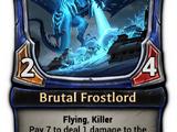 Brutal Frostlord