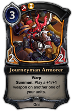 Journeyman Armorer