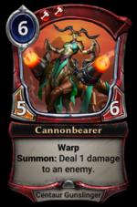 Cannonbearer