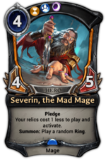 Severin, the Mad Mage