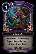 Fallen Oni