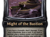Might of the Bastion