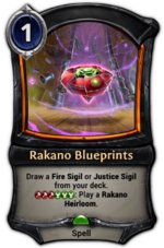 Rakano Blueprints