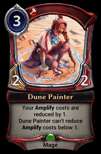 Dune Painter card