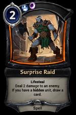 Surprise Raid