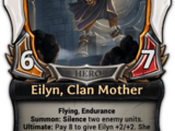 Eilyn, Clan Mother