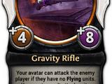 Gravity Rifle