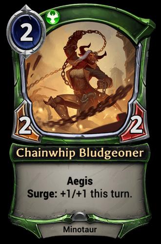Chainwhip Bludgeoner card