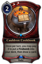 Cauldron Cookbook