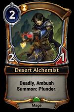 Desert Alchemist