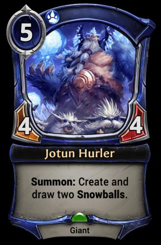 Jotun Hurler card