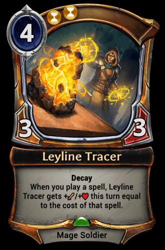 Leyline Tracer card