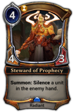Steward of Prophecy