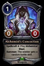 Alchemist's Concoction