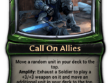 Call On Allies