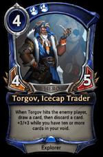 Torgov, Icecap Trader