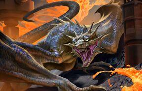 Full Art - Belax, the Ravenous