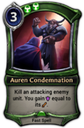 Auren Condemnation - 1.53.1.8071c