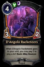 D'Angolo Racketeers