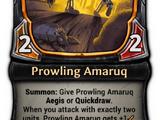 Prowling Amaruq