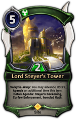 Lord Steyer's Tower