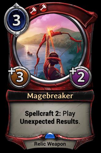 Magebreaker card