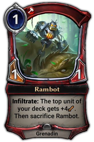 Rambot card
