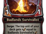 Badlands Survivalist