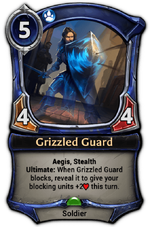 Grizzled Guard