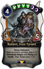 Rolant, Iron Tyrant (alt)