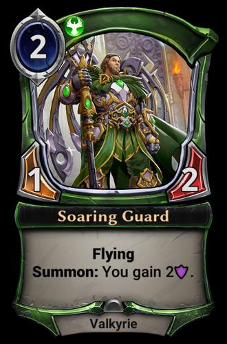 Soaring Guard card