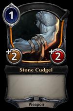 Stone Cudgel