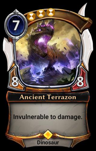 Ancient Terrazon card