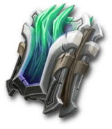Icon Argent Depths