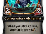 Conservatory Alchemist