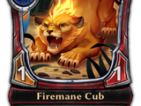 Firemane Cub