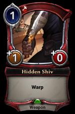 Hidden Shiv