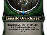 Emerald Overcharger
