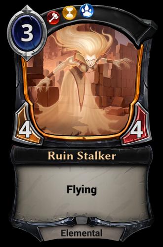 Ruin Stalker card