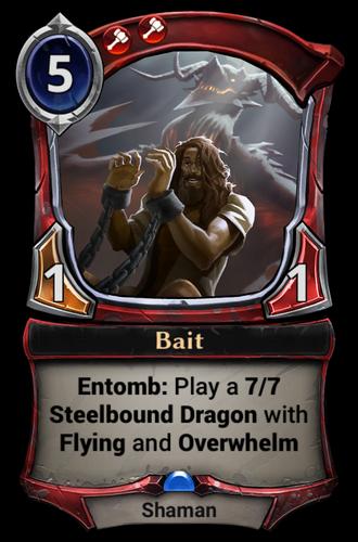 Bait card